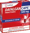DAFALGANCAPS 500mg douleurs et fièvre