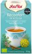 Yogi tea réconfort de la gorge 17 sachets