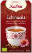 Yogi tea echinacéa infusion ayurvédique 17 sachets