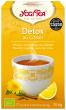 Yogi tea detox au citron 17 sachets