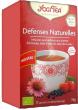 Yogi tea défenses naturelles 17 sachets