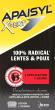 Apaisyl xpert 100% radical poux et lentes 200 ml