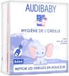 Audibaby hygiène de l'oreille 10 unidoses
