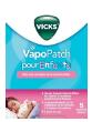 Vicks vapopatch pour enfants 5 dispositifs adhésifs